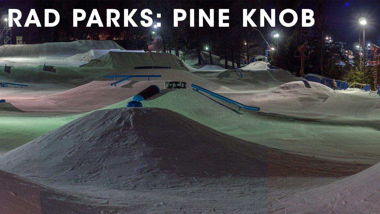 Rad Parks: Pine Knob