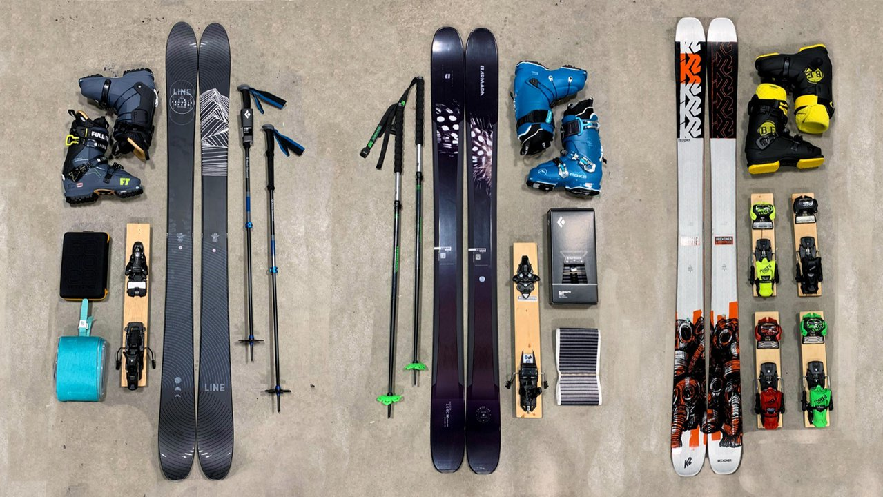 Phil Bélanger's '20-21 Ski Gear Picks | Presented by D-Structure