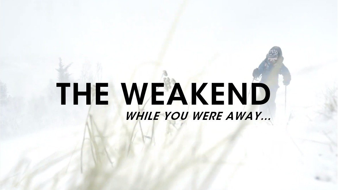 The Weakend: LTC, Casabon, Meeks, MAGMA II