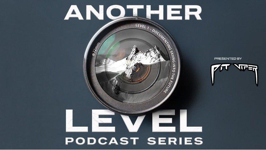 Another Level Podcast S1E14 - Henrik Harlaut
