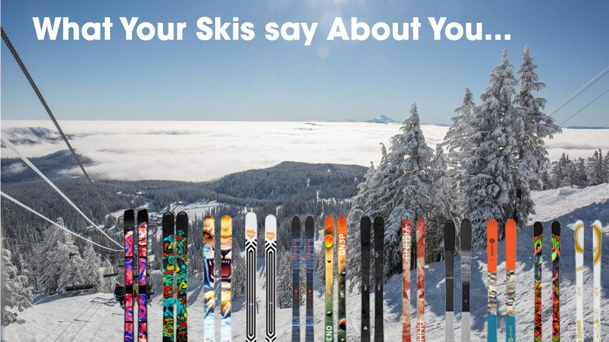 What Your Skis Say About You