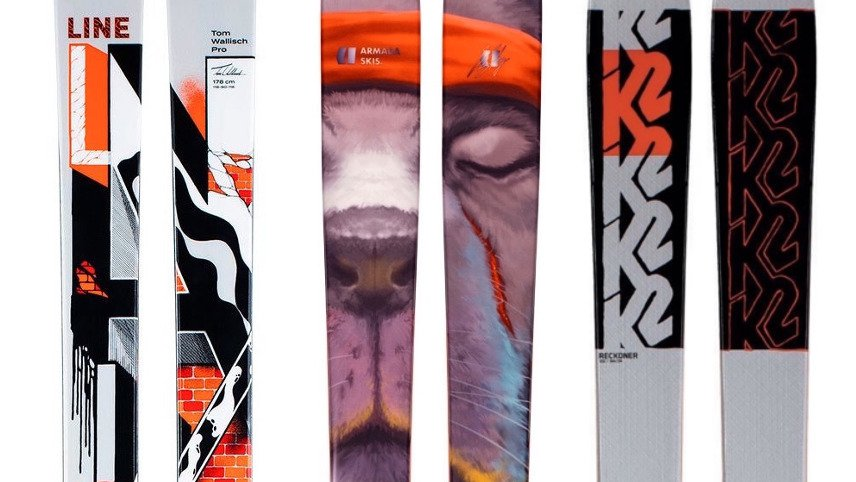 Newschoolers Editors' Picks: Best Park Skis 2020/21