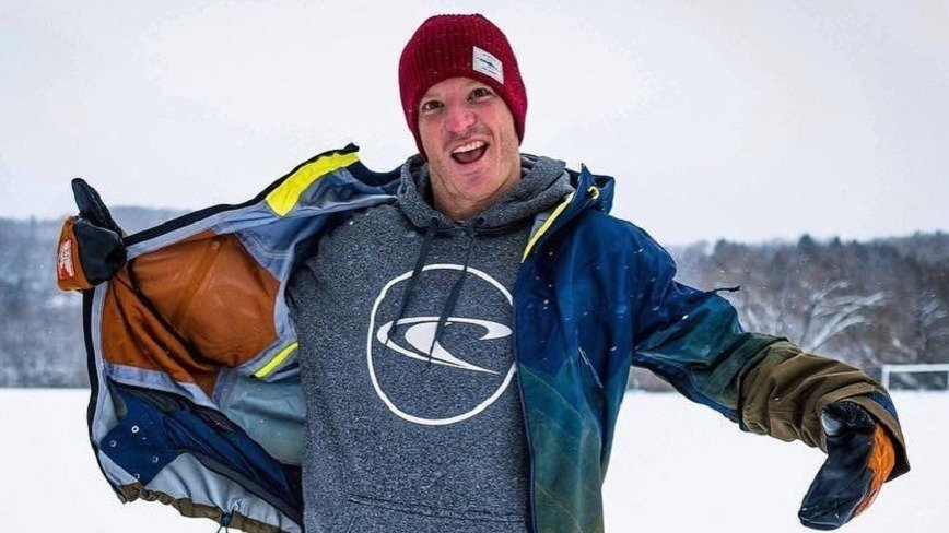 Freestyle Skiing, Injuries and Physical Therapy: LJ Strenio