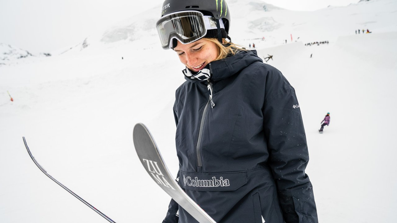 Cassie Sharpe: Lockdown, concussions and finding the fun in skiing again