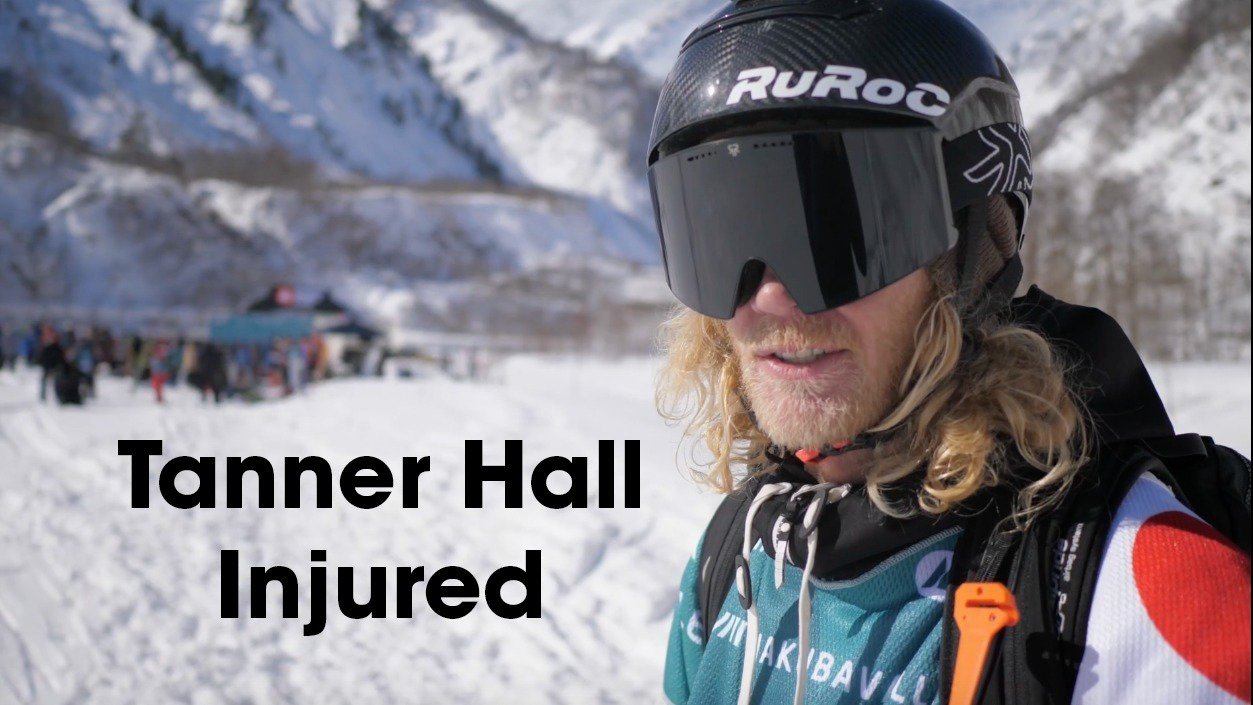 Tanner Hall Injured While Filming Realski