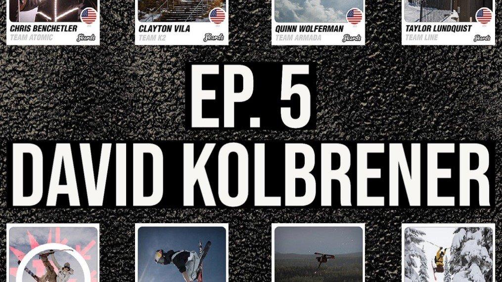 Interview with David Kolbrener - Founder of Skards