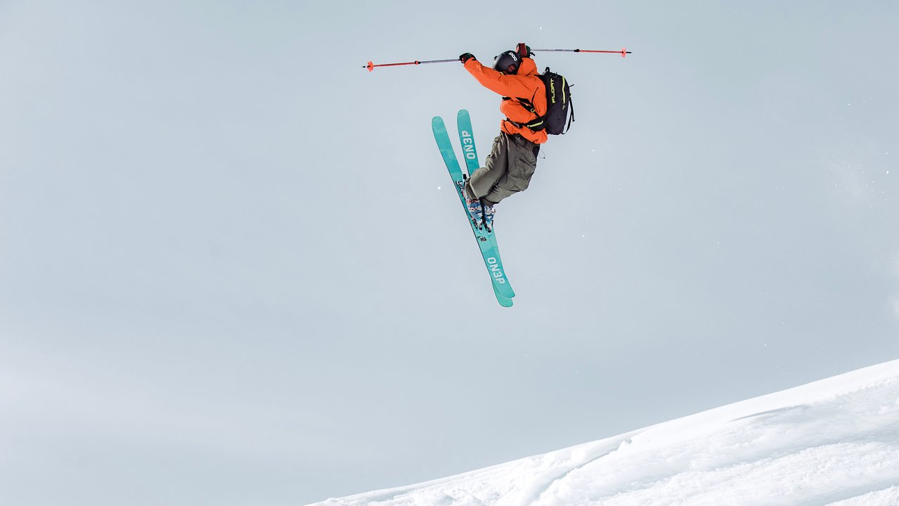 The Bunch's latest movie shows they are leading the way on environmentalism as well as skiing.