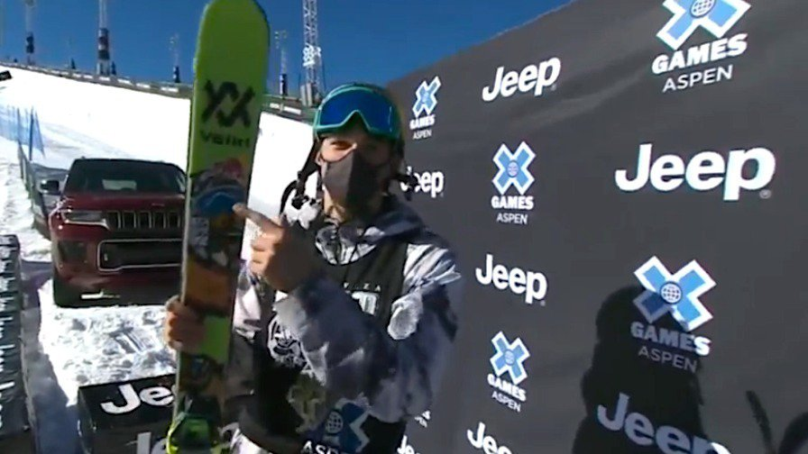 X Games 2021 - Men's Slopestyle: Results + Highlights