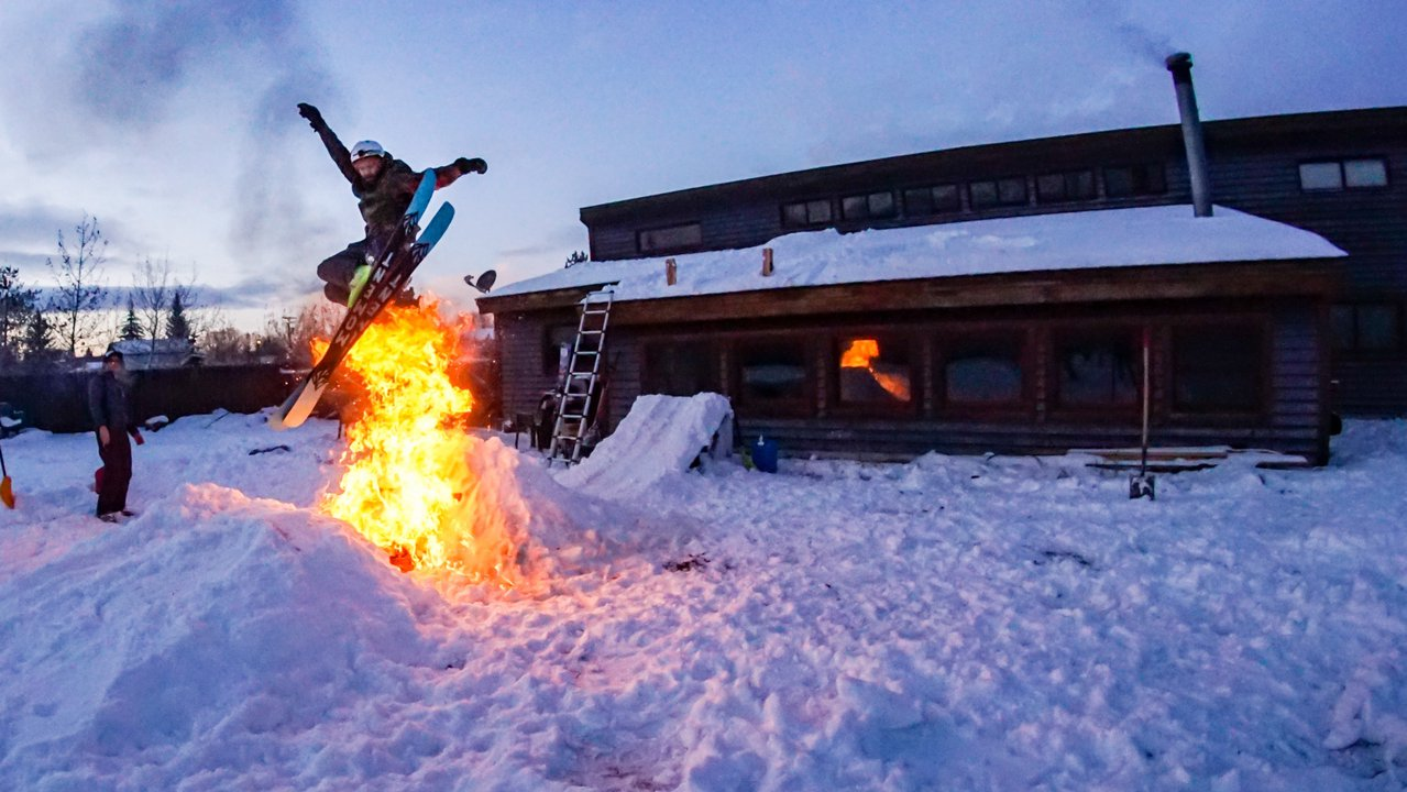 In Defense of Skiing Like You Own the Place