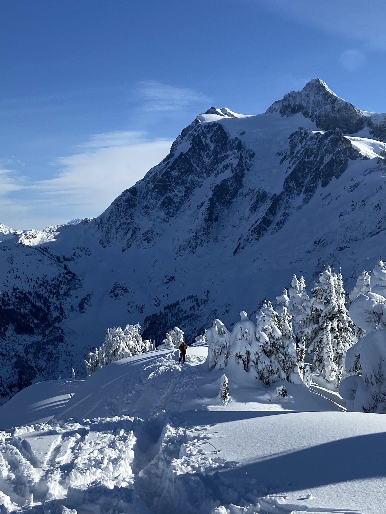 Mt. Shuksan ft. Gunnar