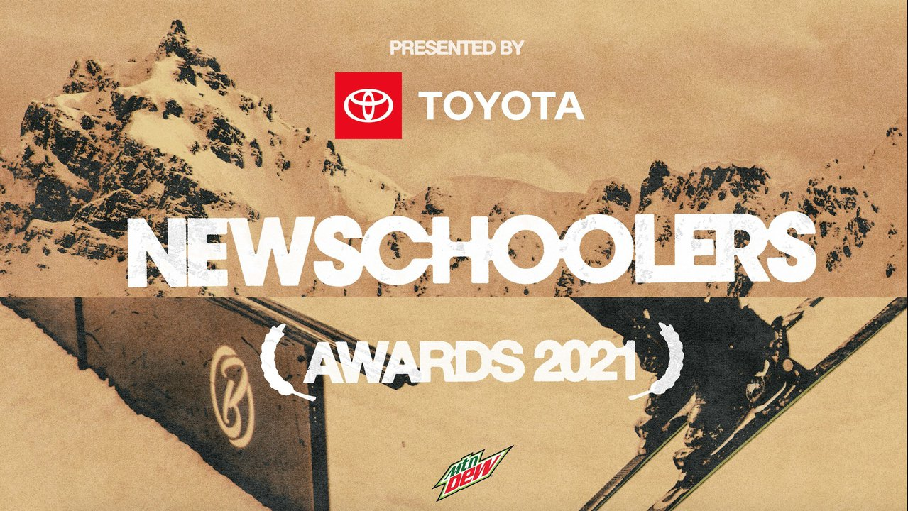 2021 Newschoolers Awards Presented by Toyota: Full Nominee List + Live Broadcast Announcement