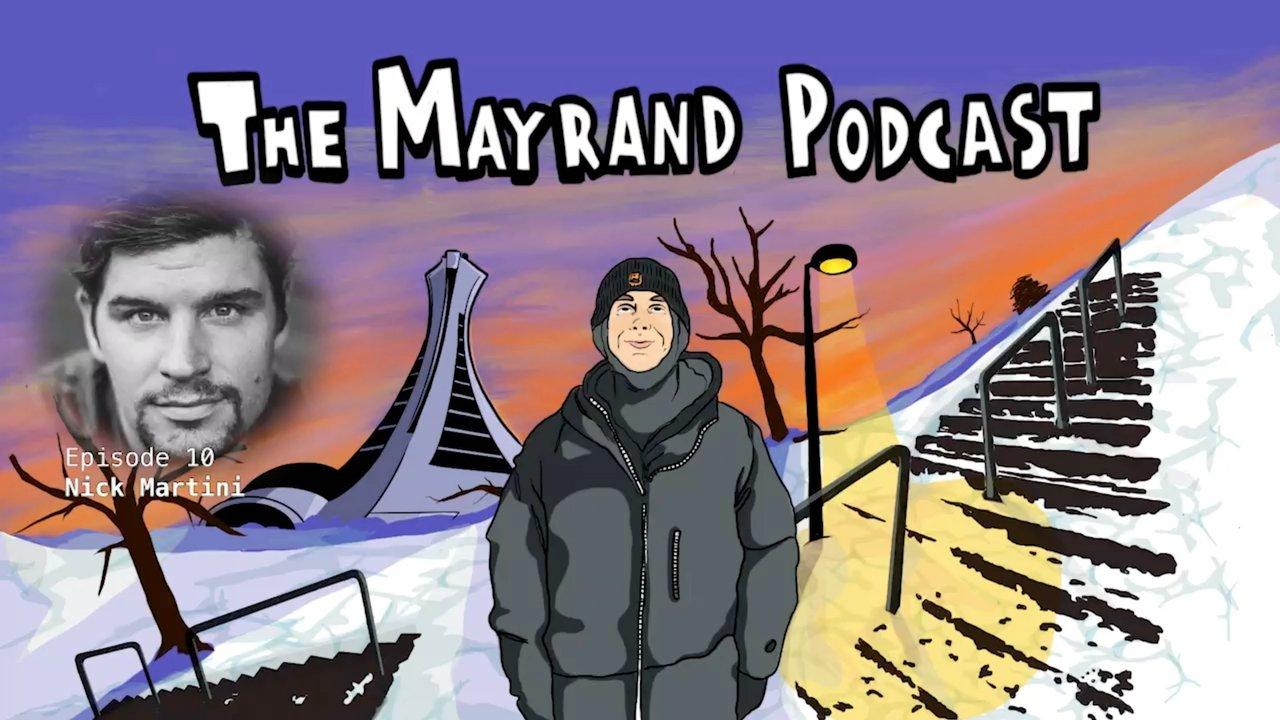 Nick Martini on his skiing and filmmaking career