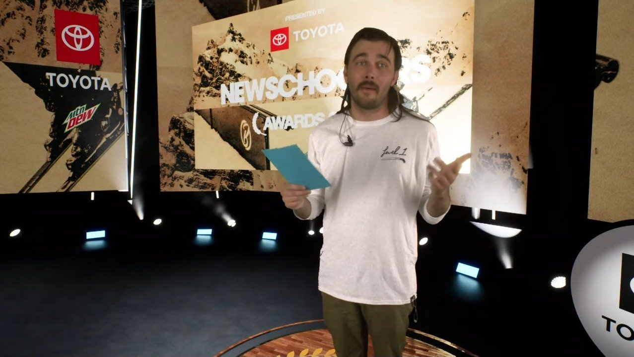 2021 Newschoolers Awards Presented By Toyota: The Winners Are...