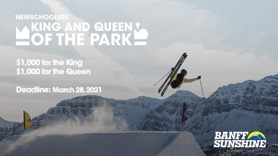 King & Queen Of The Park '21 - Online Contest - Sunshine Village
