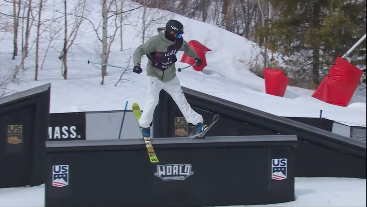 FIS World Championships '21: Slopestyle Results and Highlights