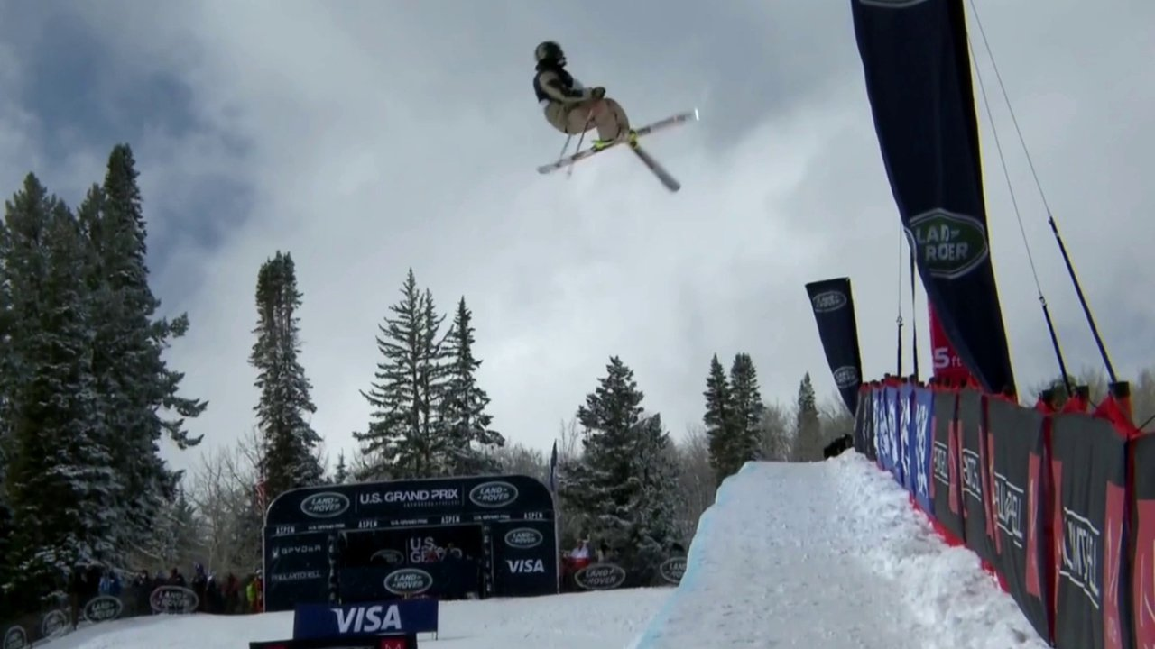 FIS World Cup '21 Halfpipe - Aspen: Results & Highlights