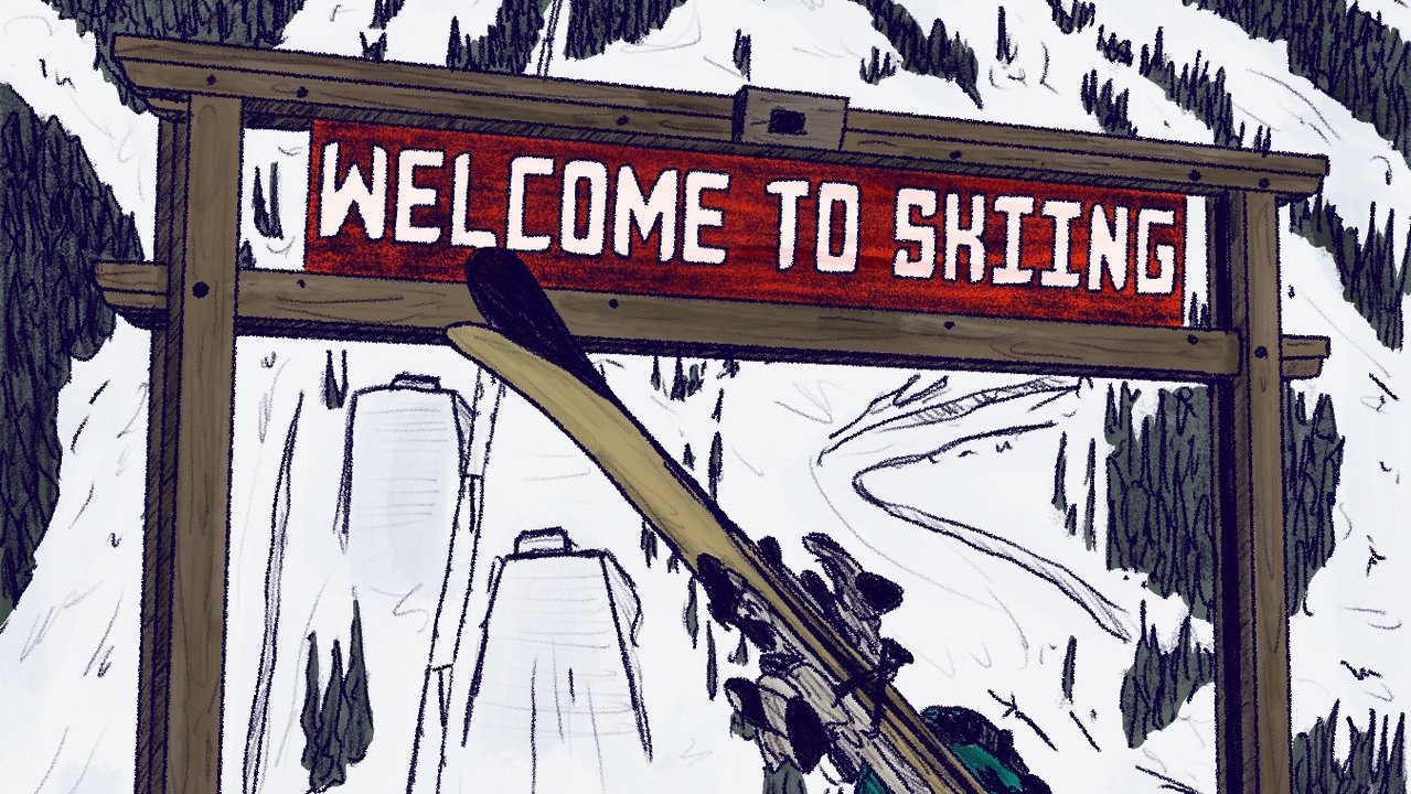 Welcome to Skiing