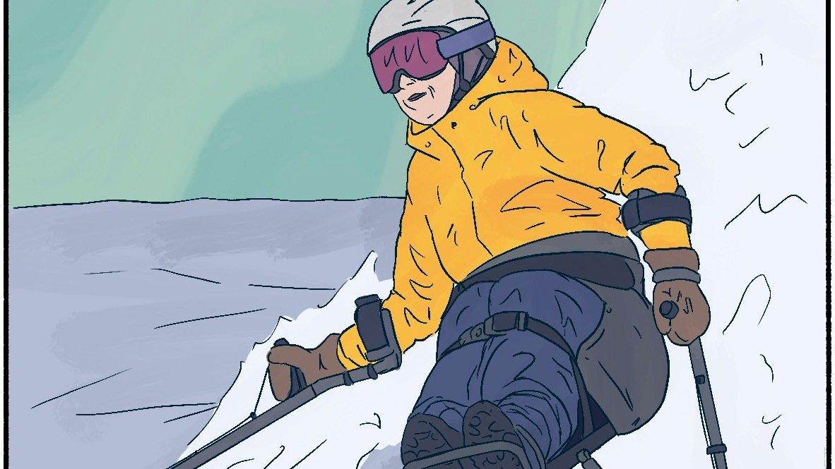 So Long, Skiing