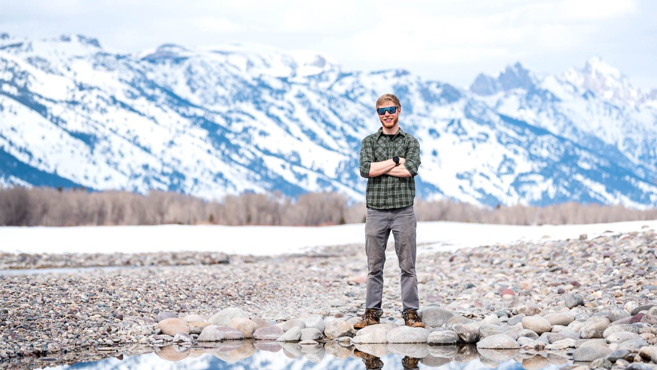 Pro Big Mountain Skier Sam Schwartz Launches Sustainable Grocery Business in Jackson, WY
