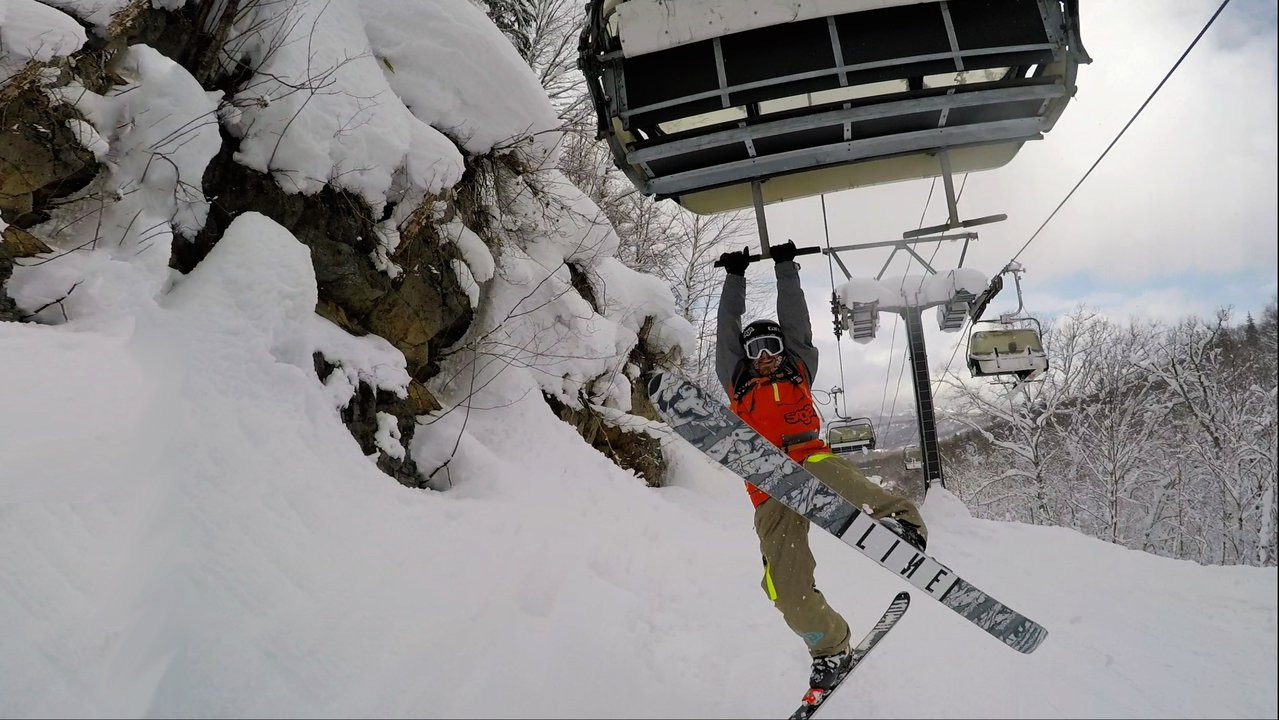LJ Strenio talks street skiing