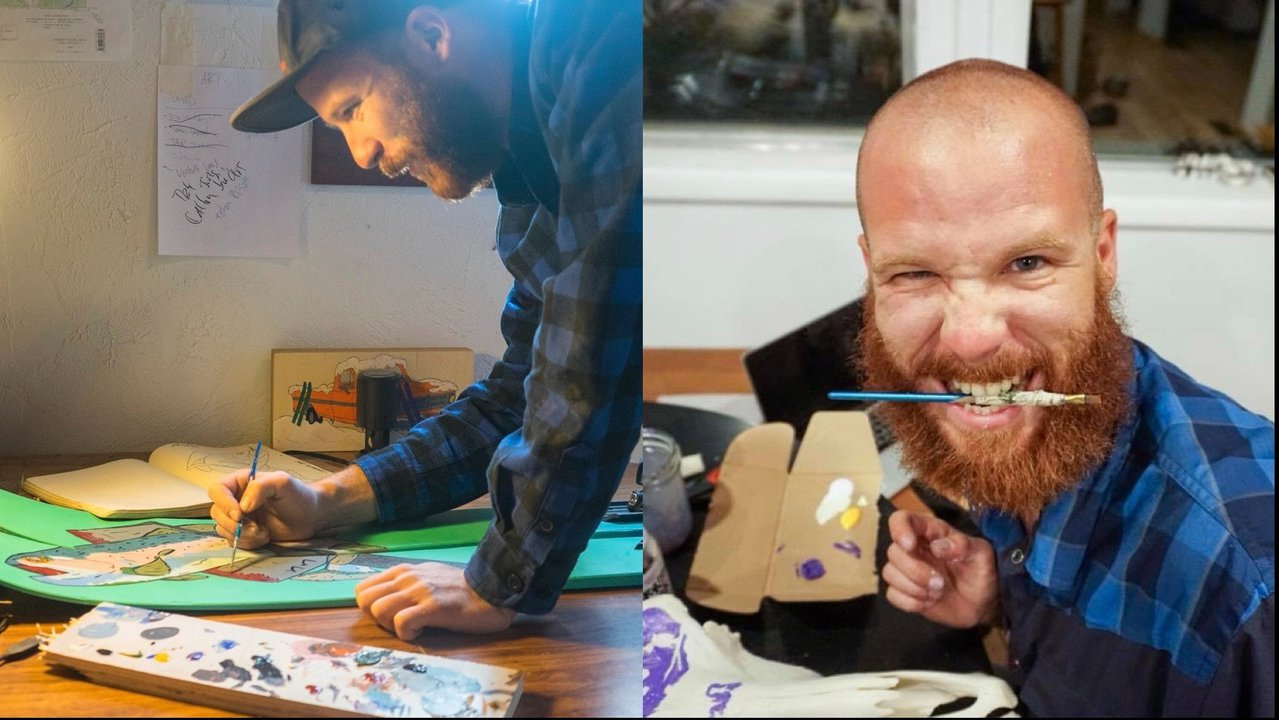 Two Planker Podcast Ep. 15: Cy Whitling - Illustrator