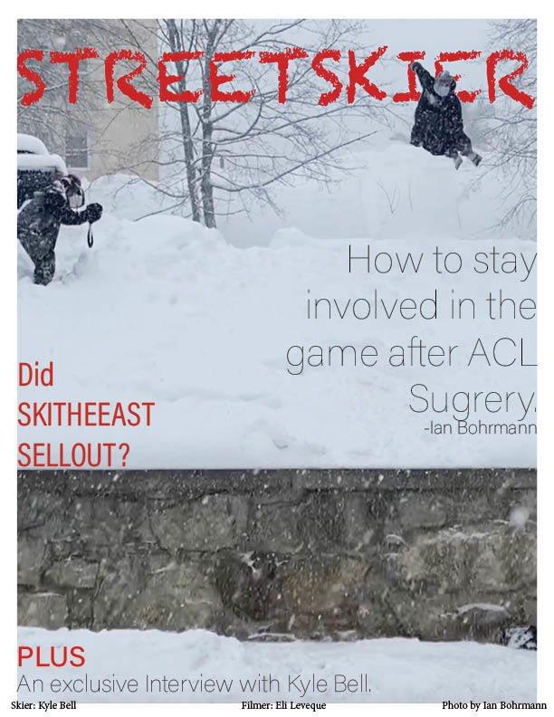 StreetSkier Magazine